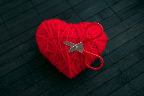 Liebe und Beziehung: Foto: © Iryna Imago / shutterstock / #1012575268